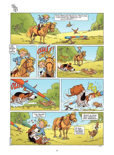Page 3 Zoé et Pataclop tome 1