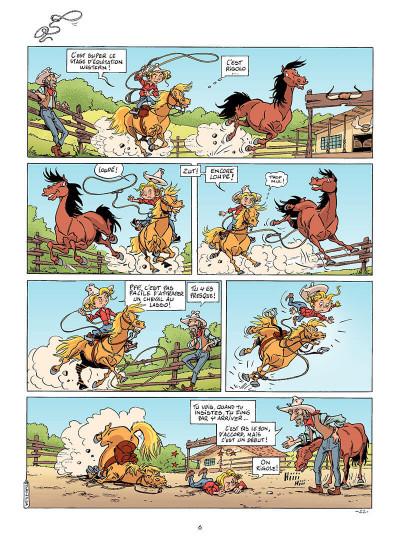 Page 5 Zoé et Pataclop tome 1