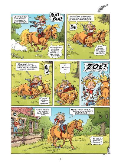 Page 6 Zoé et Pataclop tome 1
