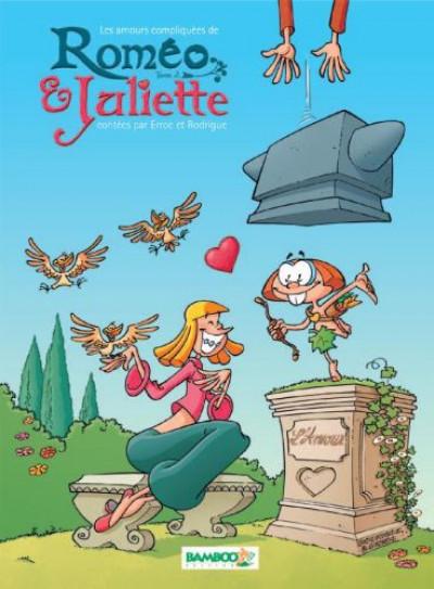 image de les amours compliquées de Roméo et Juliette tome 2