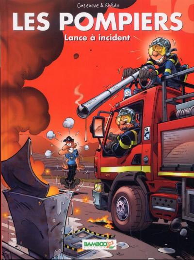 Page g les pompiers tome 10