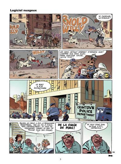 Page 2 les scientiflics tome 1