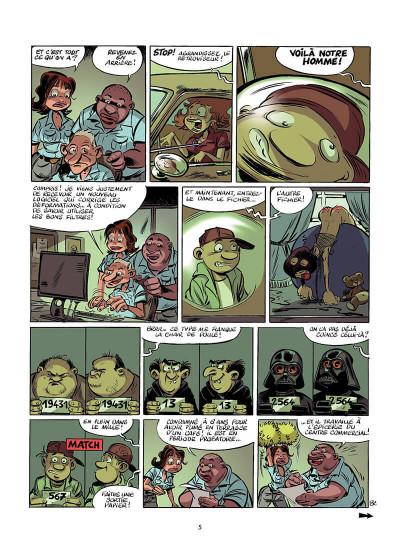 Page 4 les scientiflics tome 1
