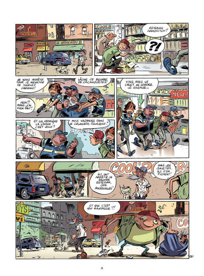 Page 5 les scientiflics tome 1