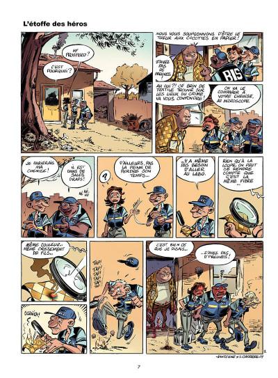Page 6 les scientiflics tome 1