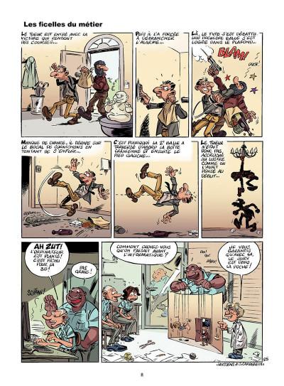 Page 7 les scientiflics tome 1
