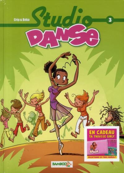 Couverture Studio danse tome 3