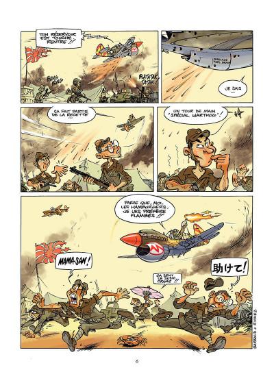 Page 5 les dézingueurs tome 2 - coureurs de nippons