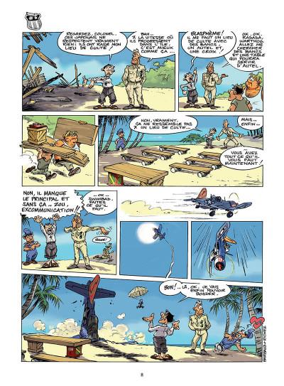 Page 7 les dézingueurs tome 2 - coureurs de nippons