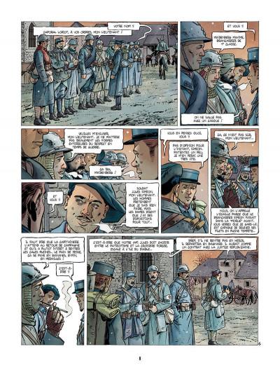 Page 7 l'ambulance 13 T.1 - croix de sang