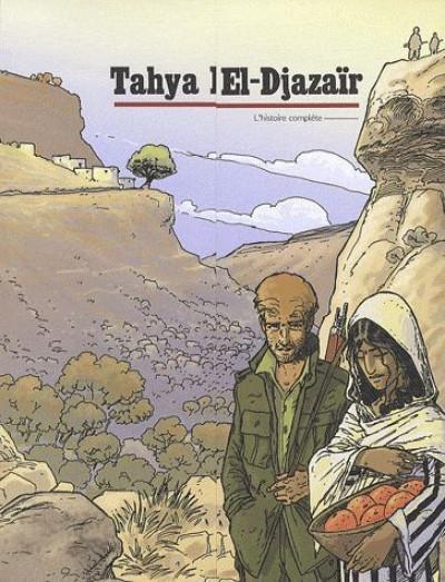 Couverture Tahya el-Djazaïr - tome 1 et tome 2