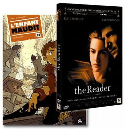 image de l'enfant maudit tome 1 - Les Tondues +DVD The Reader