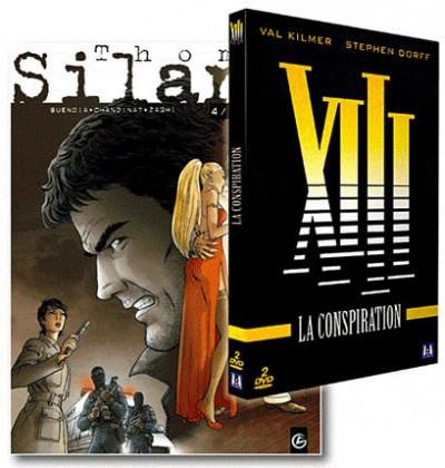 image de Thomas Silane tome 1 - + DVD XIII, le film