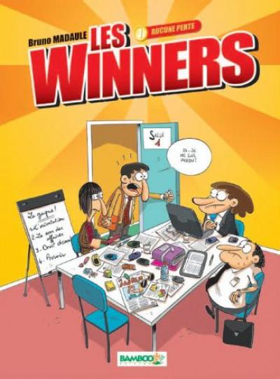 image de les winners tome 1 - aucune perte