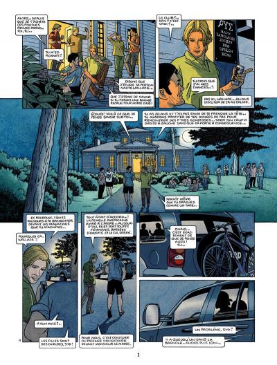 Page 4 Lloyd Singer T.3 - voir le diable