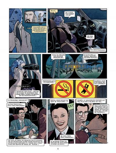 Page 5 Lloyd Singer T.3 - voir le diable