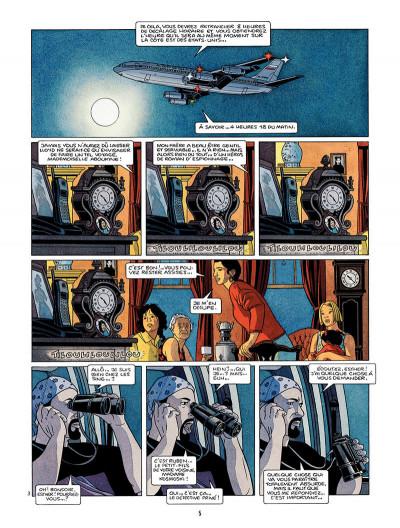 Page 6 Lloyd Singer T.3 - voir le diable