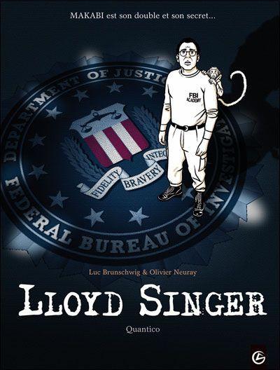 image de Lloyd Singer tome 4 - Quantico