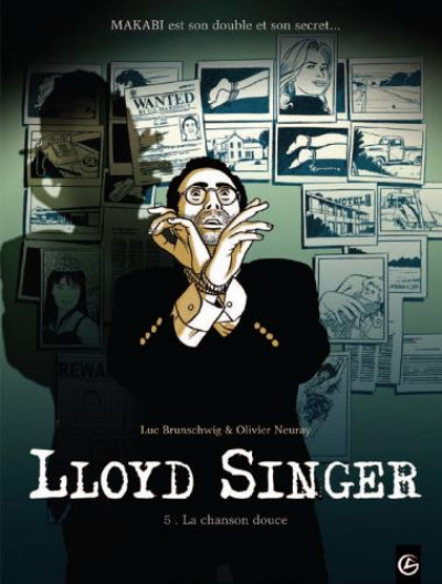 Couverture Lloyd Singer tome 5