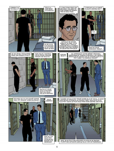Page 5 Lloyd Singer tome 5