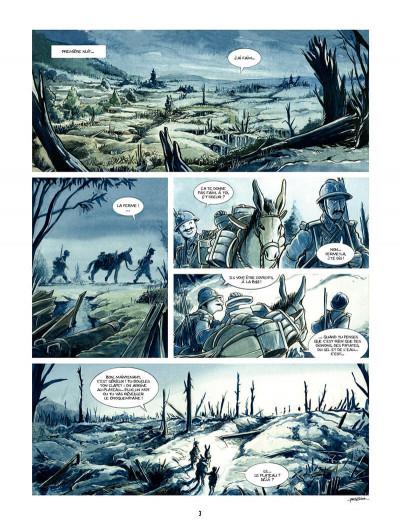 Page 2 les godillots tome 1 - le plateau du croquemitaine