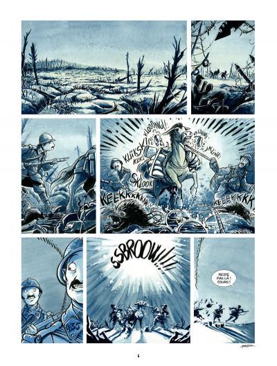 Page 3 les godillots tome 1 - le plateau du croquemitaine