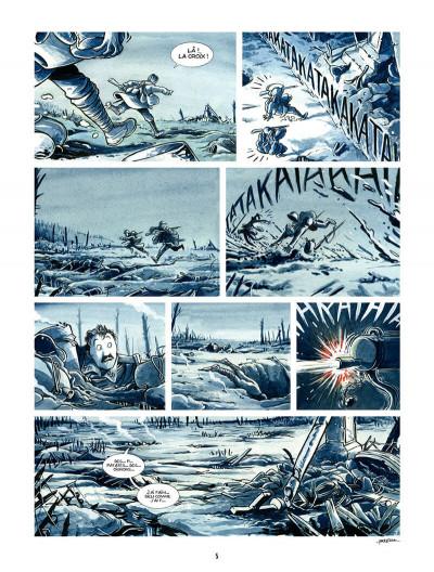 Page 4 les godillots tome 1 - le plateau du croquemitaine