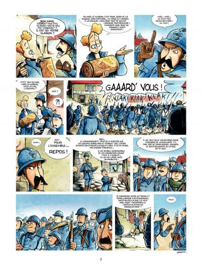 Page 6 les godillots tome 1 - le plateau du croquemitaine