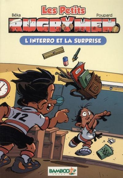 Couverture Les petits rugbymen - roman poche tome 2