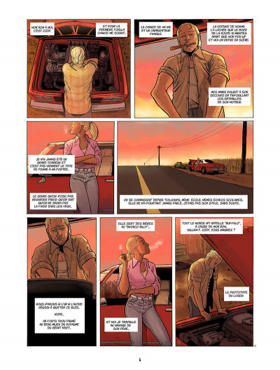 Page 5 welcome to hope - intégrale tome 1 à tome 3