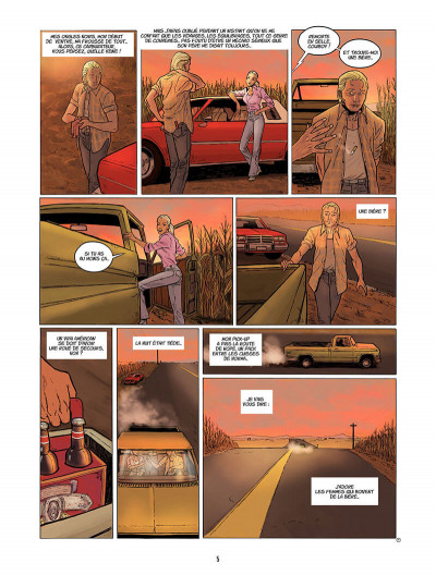Page 6 welcome to hope - intégrale tome 1 à tome 3