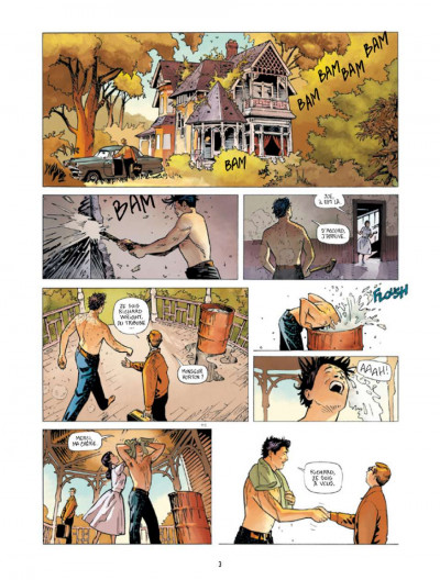 Page 1 si seulement... tome 1