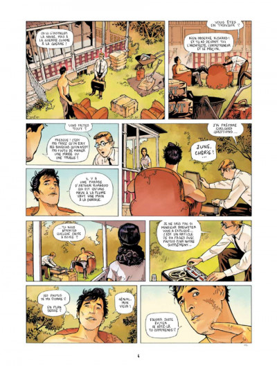 Page 2 si seulement... tome 1