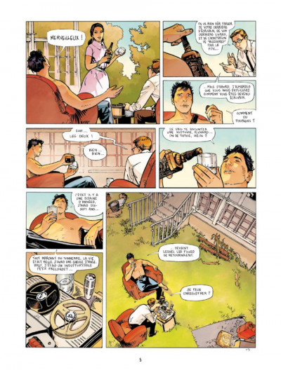 Page 3 si seulement... tome 1
