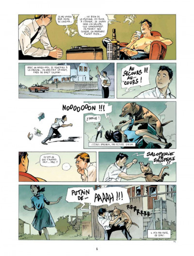 Page 4 si seulement... tome 1