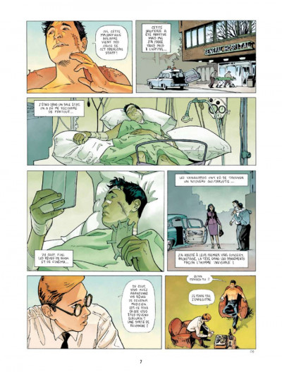 Page 5 si seulement... tome 1