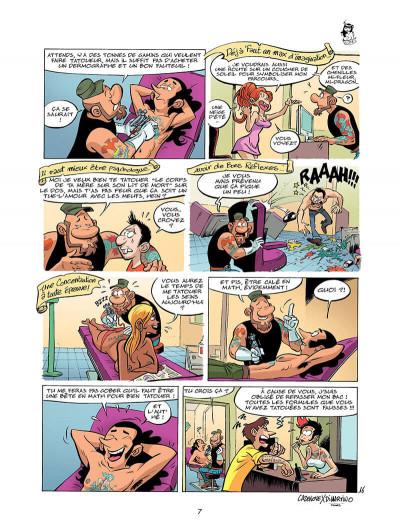 Page 6 tattoo mania tome 1