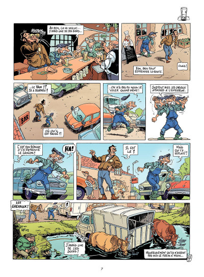 Page 6 Triple galop tome 6