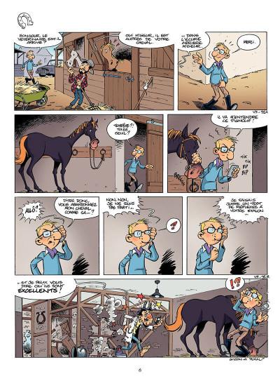 Page 5 les vétos tome 3 - terrain minet