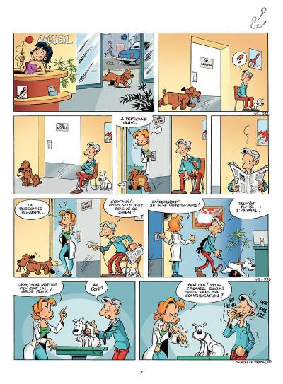 Page 6 les vétos tome 3 - terrain minet