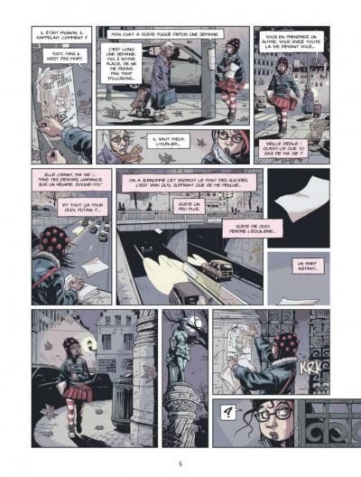 Page 3 une bien belle nuance de rouge tome 1 - Garance