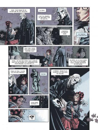 Page 5 une bien belle nuance de rouge tome 1 - Garance