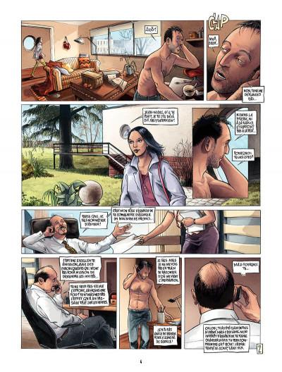 Page 3 borderline tome 4
