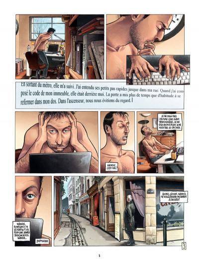 Page 4 borderline tome 4