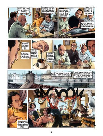 Page 5 borderline tome 4