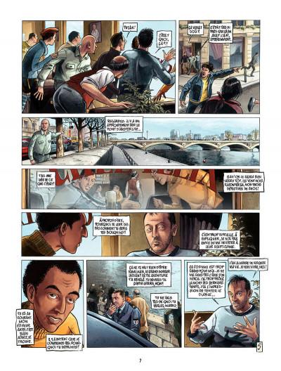 Page 6 borderline tome 4