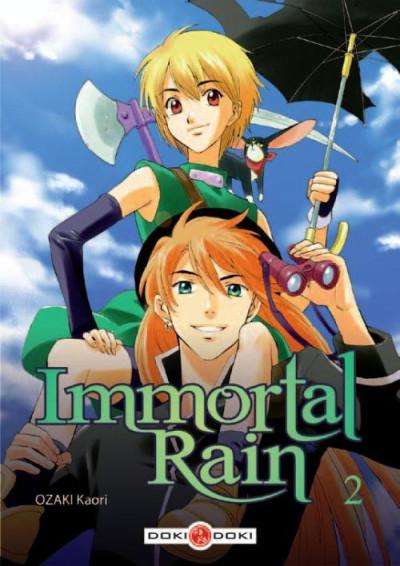 image de immortal rain tome 2