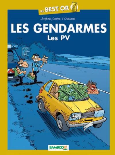 image de les gendarmes ; les PV