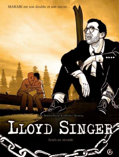 image de Lloyd Singer tome 6 - seuls au monde