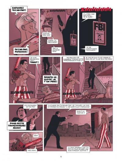 Page 2 Lloyd Singer tome 6 - seuls au monde